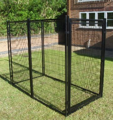 Easy Run System - Mesh 2m x 1m Dog Run